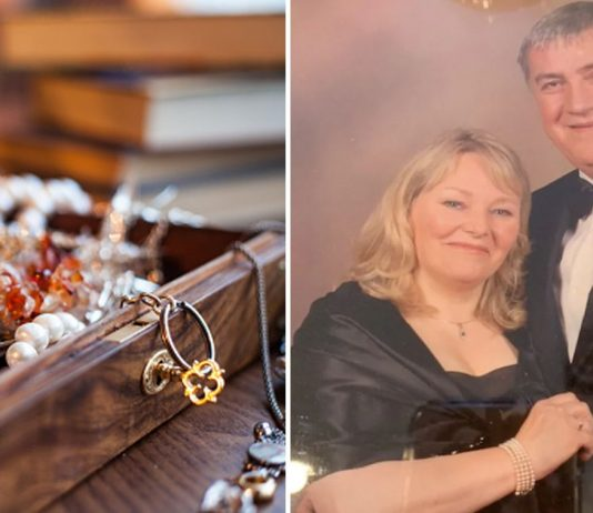 Jewellery worth $52,000 Accidentally donated to charity