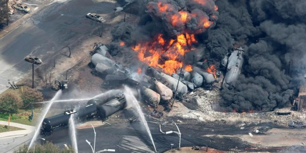 Lac-Mégantic footage allegedly used in 2nd Netflix show, Report