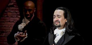 Lin-Manuel Miranda raps fan for filming Hamilton, Report