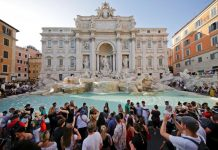 Rome mayor says Caritas will still get Trevi Fountain coins, Report