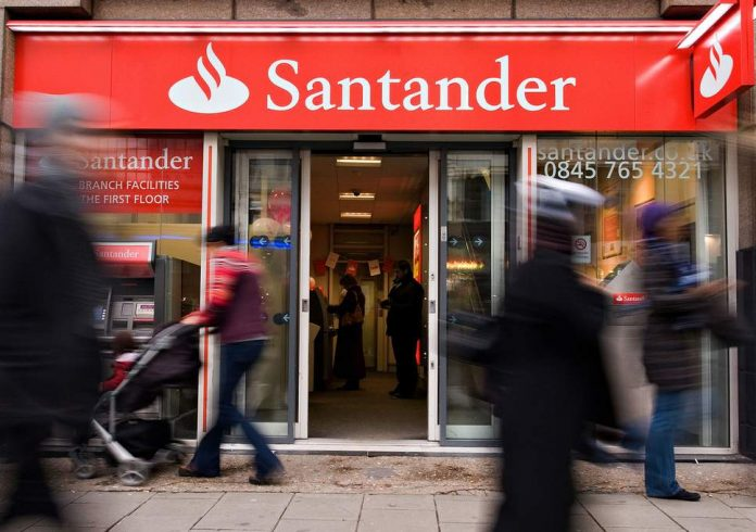 Santander to close 140 branches putting 1270 jobs at risk (Reports)