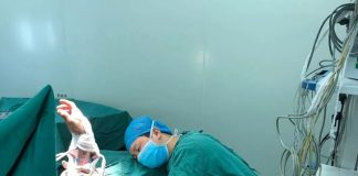 Surgeon Falls Asleep At Operating Table After Performing Six Surgeries