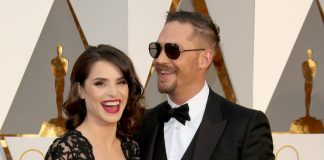 Tom Hardy Welcomes 2nd baby With Wife Charlotte Riley