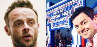 Ant and Dec accused of blackface as Saturday Night (Reports)
