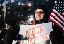 Trump sued over wall emergency declaration (Reports)
