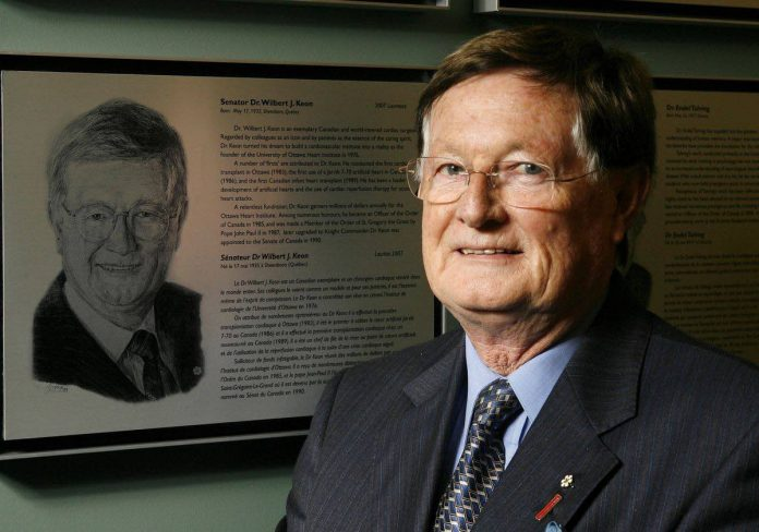 Former senator, heart surgeon Wilbert Keon dies at 83