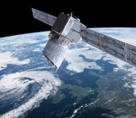 Report: SpaceX Satellite in Near Collision with European Space Agency's Aeolus