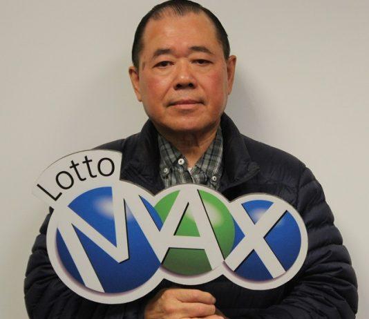 Calgary man takes home $65 Million Lotto MAX