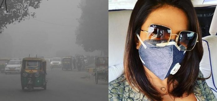 Delhi pollution: Priyanka Chopra gets trolled for her mask pic