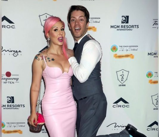 J.S. Scott Marries Annalee Belle In Halloween Wedding (Photo)