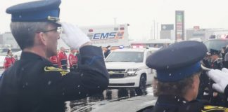 Leigh Schroeder remembered at Regina memorial, Report