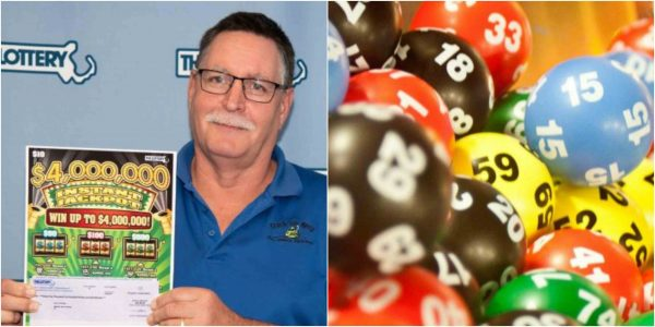 Rolf Rhodes, Mendon Man Wins Second $1 Million Lottery Prize