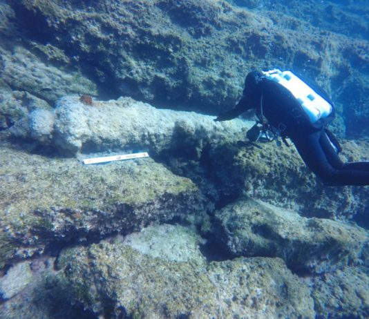 Three ancient shipwrecks discovered off the island of Kasos