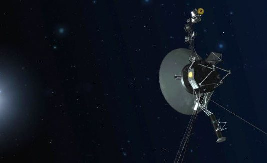 Voyager 2 sent First Scientific Data on Interstellar Space