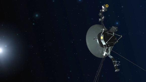 Voyager 2 sent First Scientific Data on Interstellar Space