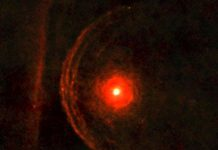 A giant red star is behaving strangely and may be about to explode