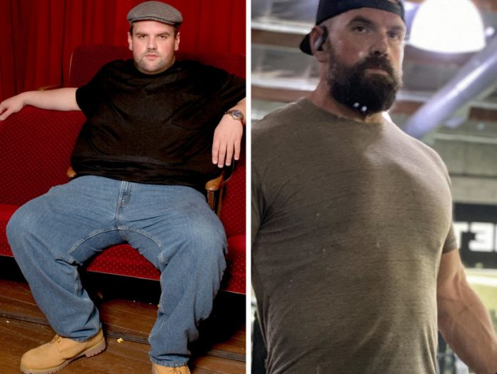 Ethan Suplee Just Shared How He Lost 200 Pounds, Report