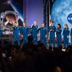 Turtles: NASA graduates new astronauts for missions to the moon, Mars
