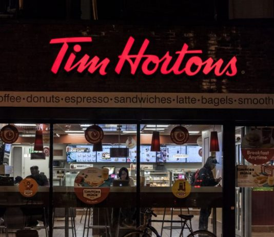 Changes to Tim Hortons loyalty program, Report