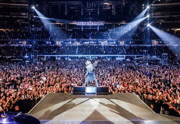 Guns N' Roses Announce New 2020 Stadium Tour Dates, Report