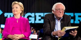Hillary Clinton Jabs Again At Sanders, Says He Didn't Unite Party