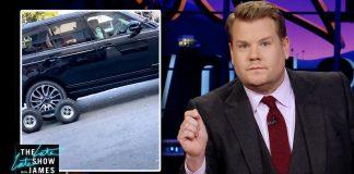 James Corden on 'Carpool Karaoke' controversy