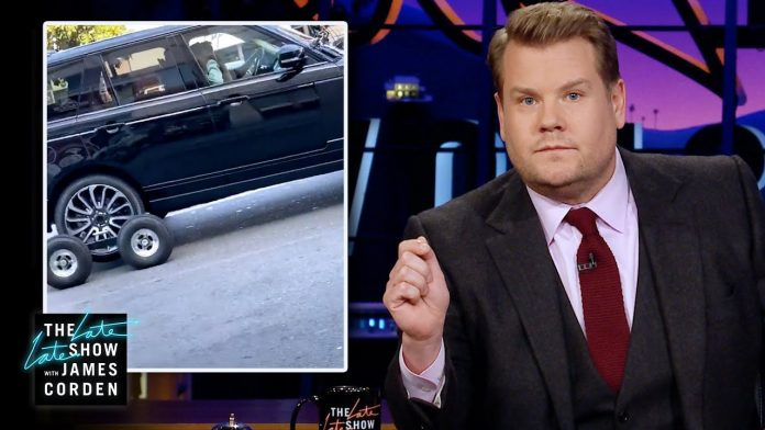 James Corden on 'Carpool Karaoke' controversy