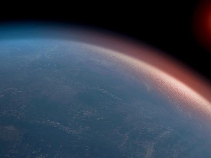 K2-18b, Large exoplanet has water vapor in its atmosphere
