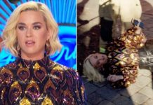 Katy Perry collapses on 'American Idol' set after propane leak, Report
