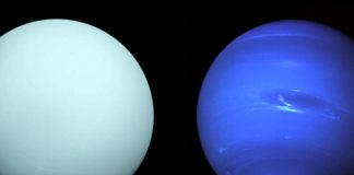 Neptune and Uranus' Differences Might Have Occurred Due, Report