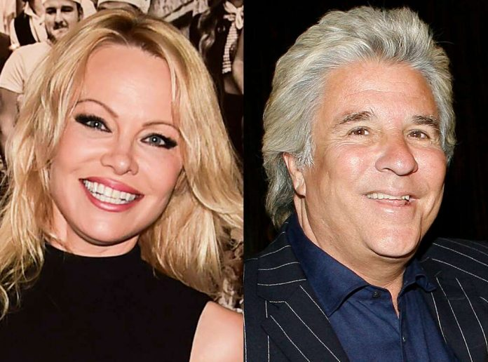 Pamela Anderson splits from husband Jon Peters 12 days after marriage