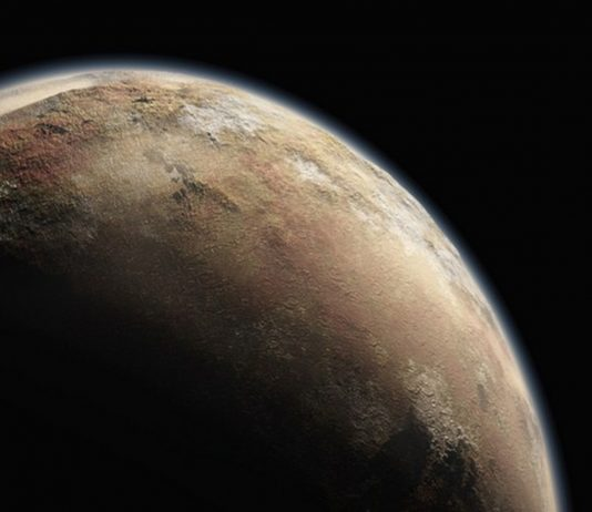 Pluto's beating heart drives icy winds, study