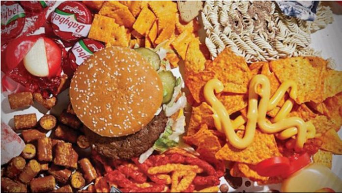 Western Diet Linked To Impaired Brain Function, A New Study Reveals