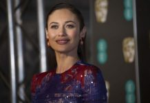Bond girl Olga Kurylenko has coronavirus, Report