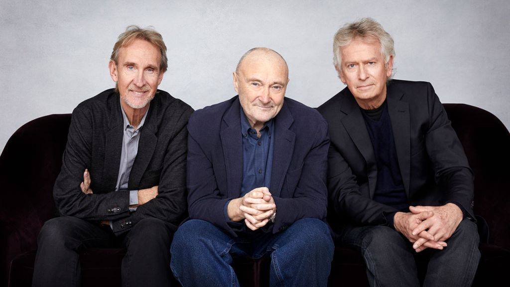 Prog rock legends Genesis - minus Peter Gabriel - reunite for tour