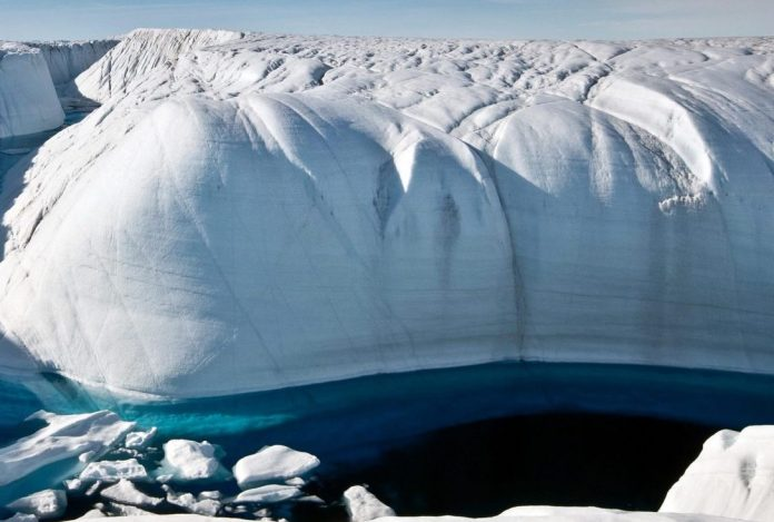 Greenland and Antarctica ice loss accelerating (Study)