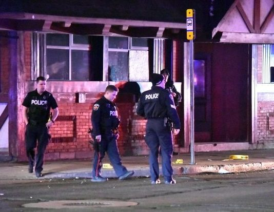 Hamilton shooting: Two people were shot to death early Sunday