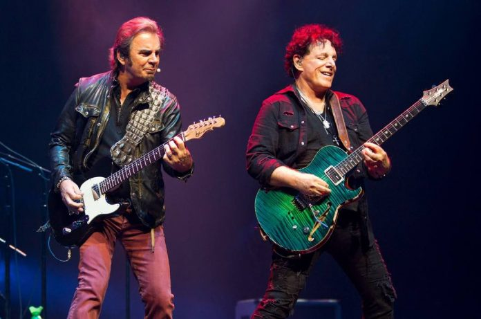 Journey Fires Two Band Members After Alleged 'Coup