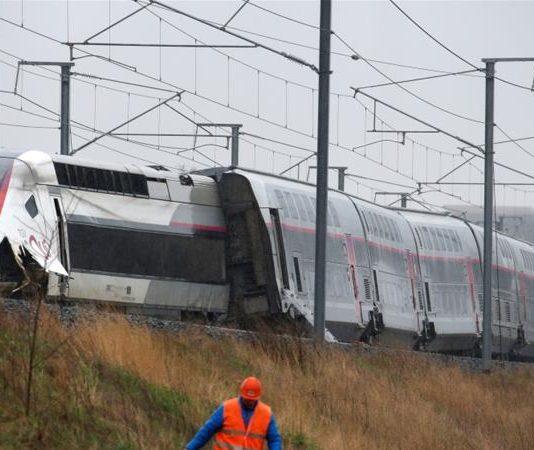 TGV high-speed train derails in France, injuring 22