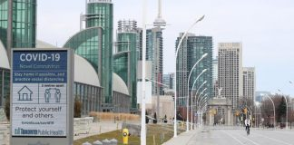 Coronavirus Canada update: Quarantine rules in Toronto