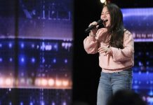 AGT: Canadian Roberta Battaglia's incredible voice earns her the golden buzzer