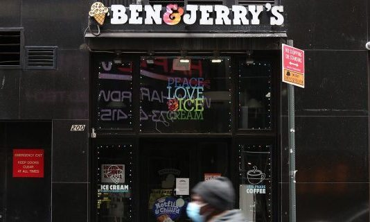 Ben and Jerry's releases statement on George Floyd's death