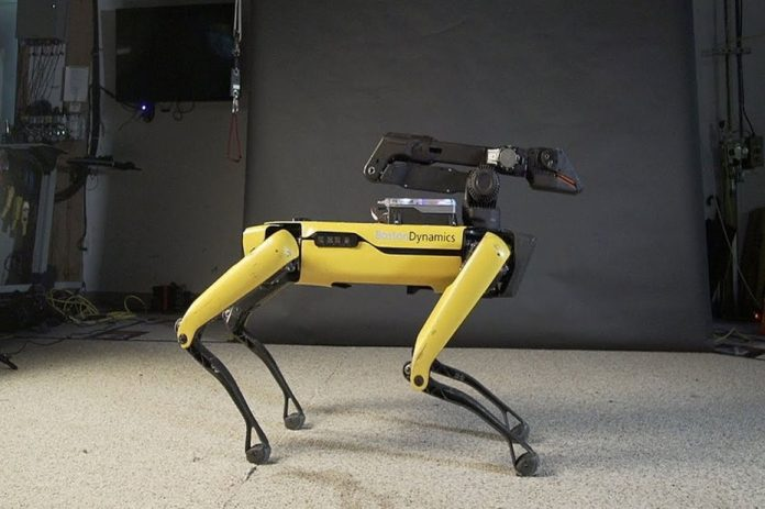 Boston Dynamics' 'Spot' robot is finally for sale, Report