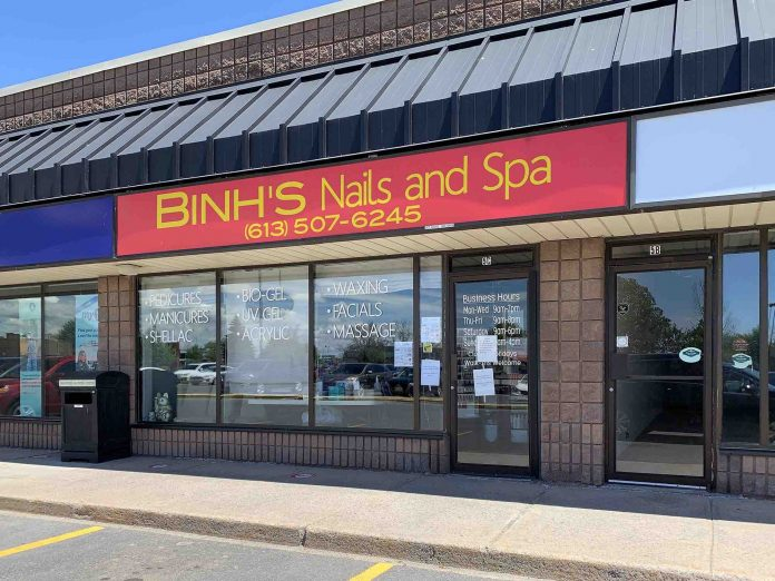 COVID-19 outbreak in Kingston nail salon infects 18 people with virus