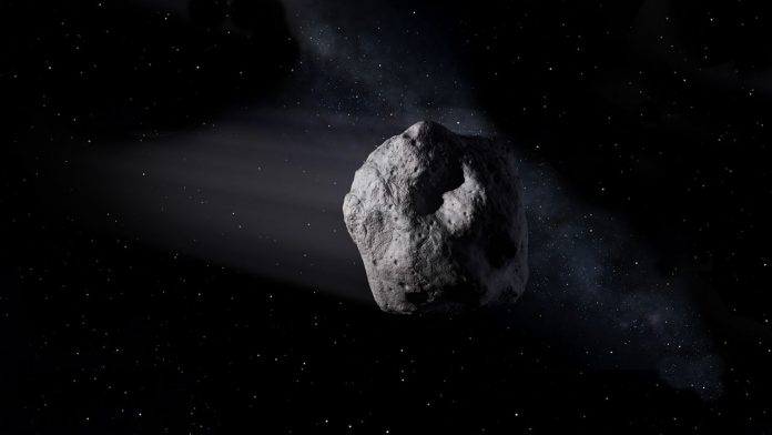 Giant asteroid to approach Earth this week, Report