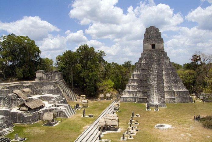 Laser Mapping Unearths Ancient Mayan temple