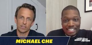Michael Che on Black Lives Matter (Watch)