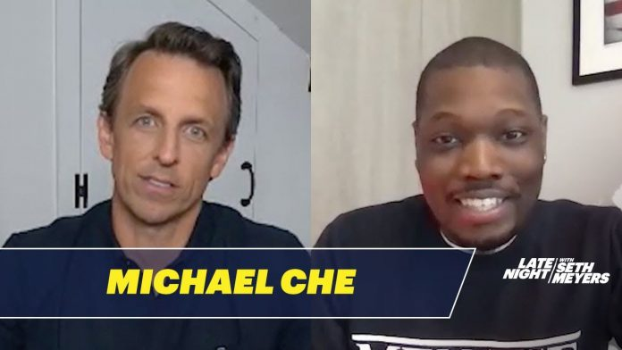 Michael Che on Black Lives Matter (Watch)