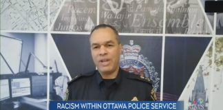 Ottawa police officer charged in relation to 'racist' meme