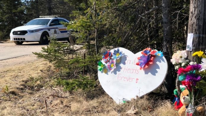 RCMP returned car with human remains inside, families of N.S. shooting victims allege